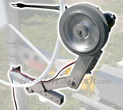 Wheel to Wheel Motor